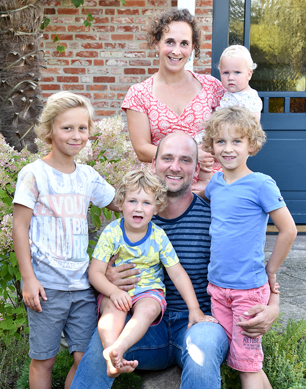 Familie Carsten Enneking
